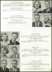 Page 23, 1959 Edition, Shelbyville Central High School - Aquila Yearbook (Shelbyville, TN) online yearbook collection