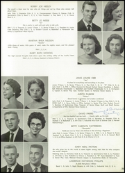 Page 29, 1959 Edition, Shelbyville Central High School - Aquila Yearbook (Shelbyville, TN) online yearbook collection