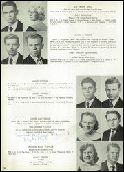 Page 32, 1959 Edition, Shelbyville Central High School - Aquila Yearbook (Shelbyville, TN) online yearbook collection