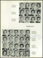 Shelbyville Central High School - Aquila Yearbook (Shelbyville, TN) online yearbook collection, 1960 Edition, Page 50