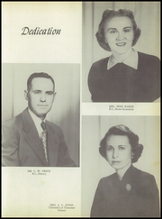 Page 11, 1952 Edition, Chester County High School - Eagle Yearbook (Henderson, TN) online yearbook collection