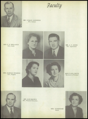 Page 12, 1952 Edition, Chester County High School - Eagle Yearbook (Henderson, TN) online yearbook collection