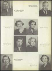 Page 13, 1952 Edition, Chester County High School - Eagle Yearbook (Henderson, TN) online yearbook collection