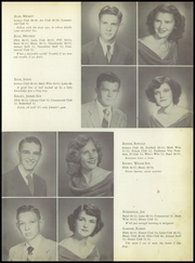 Page 17, 1952 Edition, Chester County High School - Eagle Yearbook (Henderson, TN) online yearbook collection