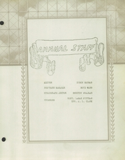 Page 9, 1938 Edition, Milan High School - Bulldog Yearbook (Milan, TN) online yearbook collection