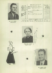 Page 10, 1948 Edition, Milan High School - Bulldog Yearbook (Milan, TN) online yearbook collection