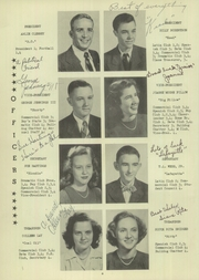 Page 12, 1948 Edition, Milan High School - Bulldog Yearbook (Milan, TN) online yearbook collection