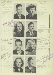 Page 13, 1948 Edition, Milan High School - Bulldog Yearbook (Milan, TN) online yearbook collection