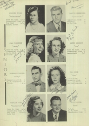 Page 14, 1948 Edition, Milan High School - Bulldog Yearbook (Milan, TN) online yearbook collection