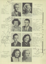 Page 15, 1948 Edition, Milan High School - Bulldog Yearbook (Milan, TN) online yearbook collection