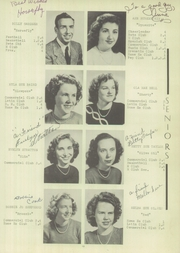 Page 17, 1948 Edition, Milan High School - Bulldog Yearbook (Milan, TN) online yearbook collection