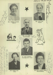 Page 8, 1948 Edition, Milan High School - Bulldog Yearbook (Milan, TN) online yearbook collection