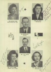 Page 9, 1948 Edition, Milan High School - Bulldog Yearbook (Milan, TN) online yearbook collection