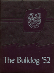 Page 1, 1952 Edition, Milan High School - Bulldog Yearbook (Milan, TN) online yearbook collection