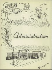 Page 10, 1952 Edition, Milan High School - Bulldog Yearbook (Milan, TN) online yearbook collection