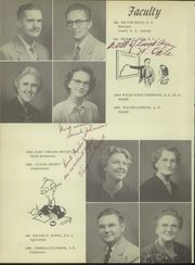 Page 12, 1952 Edition, Milan High School - Bulldog Yearbook (Milan, TN) online yearbook collection