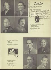 Page 13, 1952 Edition, Milan High School - Bulldog Yearbook (Milan, TN) online yearbook collection