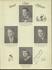 Page 15, 1952 Edition, Milan High School - Bulldog Yearbook (Milan, TN) online yearbook collection