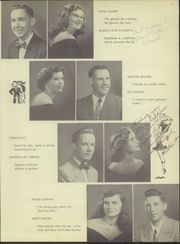 Page 17, 1952 Edition, Milan High School - Bulldog Yearbook (Milan, TN) online yearbook collection