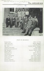 Page 6, 1948 Edition, Johnson County High School - Arcadian Yearbook (Mountain City, TN) online yearbook collection