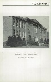 Page 8, 1948 Edition, Johnson County High School - Arcadian Yearbook (Mountain City, TN) online yearbook collection