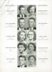 Page 12, 1953 Edition, Johnson County High School - Arcadian Yearbook (Mountain City, TN) online yearbook collection