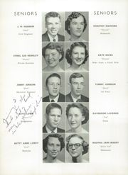 Page 14, 1953 Edition, Johnson County High School - Arcadian Yearbook (Mountain City, TN) online yearbook collection