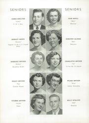 Page 16, 1953 Edition, Johnson County High School - Arcadian Yearbook (Mountain City, TN) online yearbook collection