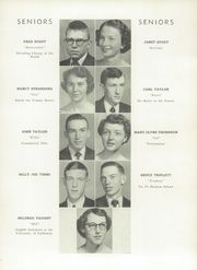 Page 17, 1953 Edition, Johnson County High School - Arcadian Yearbook (Mountain City, TN) online yearbook collection