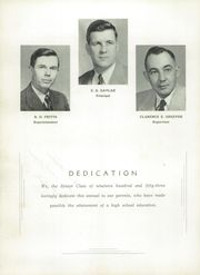 Page 6, 1953 Edition, Johnson County High School - Arcadian Yearbook (Mountain City, TN) online yearbook collection