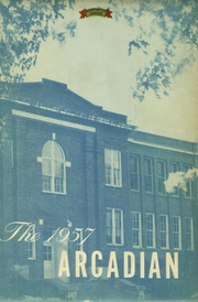 Page 1, 1957 Edition, Johnson County High School - Arcadian Yearbook (Mountain City, TN) online yearbook collection