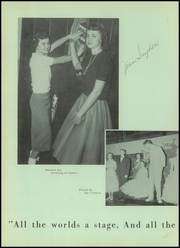 Page 12, 1957 Edition, Johnson County High School - Arcadian Yearbook (Mountain City, TN) online yearbook collection