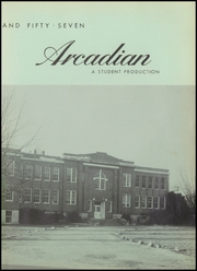 Page 7, 1957 Edition, Johnson County High School - Arcadian Yearbook (Mountain City, TN) online yearbook collection