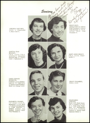 Page 18, 1955 Edition, Loudon High School - Lou Hi San Yearbook (Loudon, TN) online yearbook collection