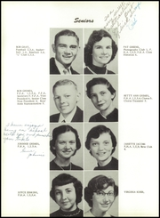 Page 20, 1955 Edition, Loudon High School - Lou Hi San Yearbook (Loudon, TN) online yearbook collection