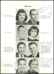 Page 22, 1955 Edition, Loudon High School - Lou Hi San Yearbook (Loudon, TN) online yearbook collection
