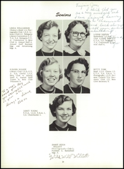 Page 24, 1955 Edition, Loudon High School - Lou Hi San Yearbook (Loudon, TN) online yearbook collection