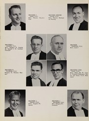 Page 12, 1959 Edition, Christian Brothers High School - Chronicle Yearbook (Memphis, TN) online yearbook collection