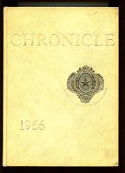 1966 Edition, Christian Brothers High School - Chronicle Yearbook (Memphis, TN)
