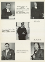 Page 16, 1969 Edition, Christian Brothers High School - Chronicle Yearbook (Memphis, TN) online yearbook collection