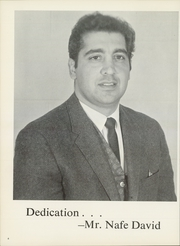 Page 8, 1969 Edition, Christian Brothers High School - Chronicle Yearbook (Memphis, TN) online yearbook collection