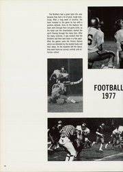 Page 14, 1978 Edition, Christian Brothers High School - Chronicle Yearbook (Memphis, TN) online yearbook collection