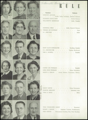 Page 10, 1943 Edition, Rule High School - Golden Memories Yearbook (Knoxville, TN) online yearbook collection
