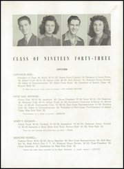 Page 13, 1943 Edition, Rule High School - Golden Memories Yearbook (Knoxville, TN) online yearbook collection