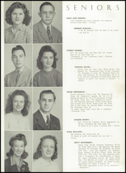 Page 17, 1943 Edition, Rule High School - Golden Memories Yearbook (Knoxville, TN) online yearbook collection