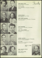Page 10, 1950 Edition, Gibbs High School - Eagle Yearbook (Corryton, TN) online yearbook collection