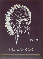 1958 Edition, Marion County High School - Warrior Yearbook (Jasper, TN)