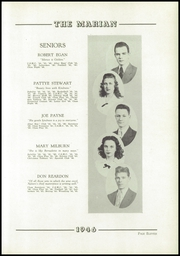 Page 15, 1946 Edition, Notre Dame High School - Marian Yearbook (Chattanooga, TN) online yearbook collection