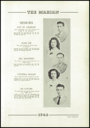 Page 17, 1946 Edition, Notre Dame High School - Marian Yearbook (Chattanooga, TN) online yearbook collection