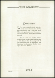 Page 6, 1946 Edition, Notre Dame High School - Marian Yearbook (Chattanooga, TN) online yearbook collection